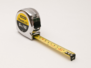 Measuring tape via wwarby